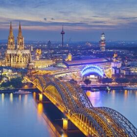 Köln Bonn Teneriffa Süd